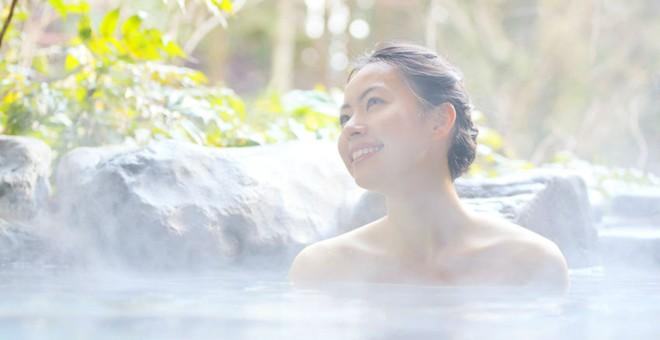 Tắm nước quá nóng