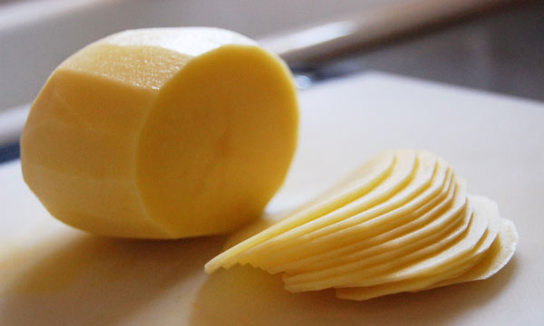 Mặt nạ khoai tây tốt cho da