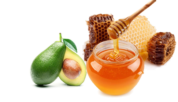 Mặt nạ bơ và mật ong