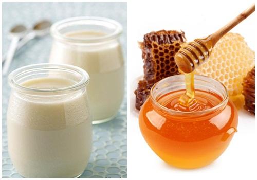 Mật ong sữa chua không đường