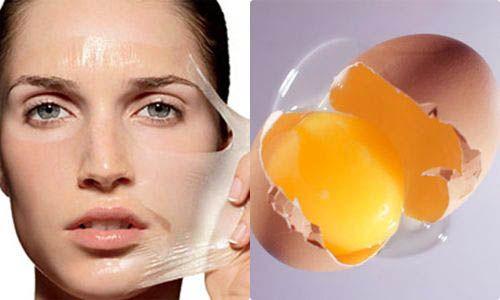 mặt nạ trứng gà có tác dụng gì cho da