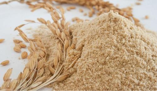Cám gạo là một trong những nguyên liệu làm đẹp và dưỡng da trắng sáng