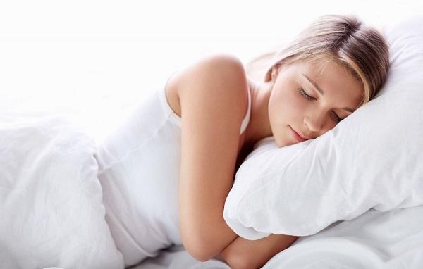 Có giấc ngủ hợp lý