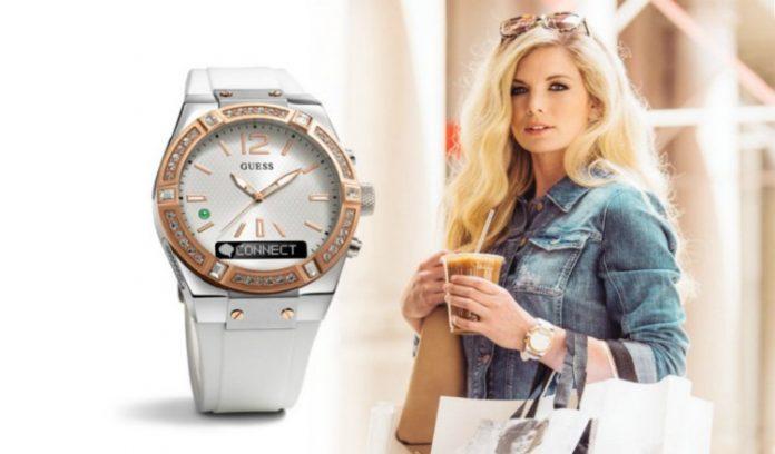 Cách phân biệt Đồng hồ Guess nữ chính hãng và hàng giả