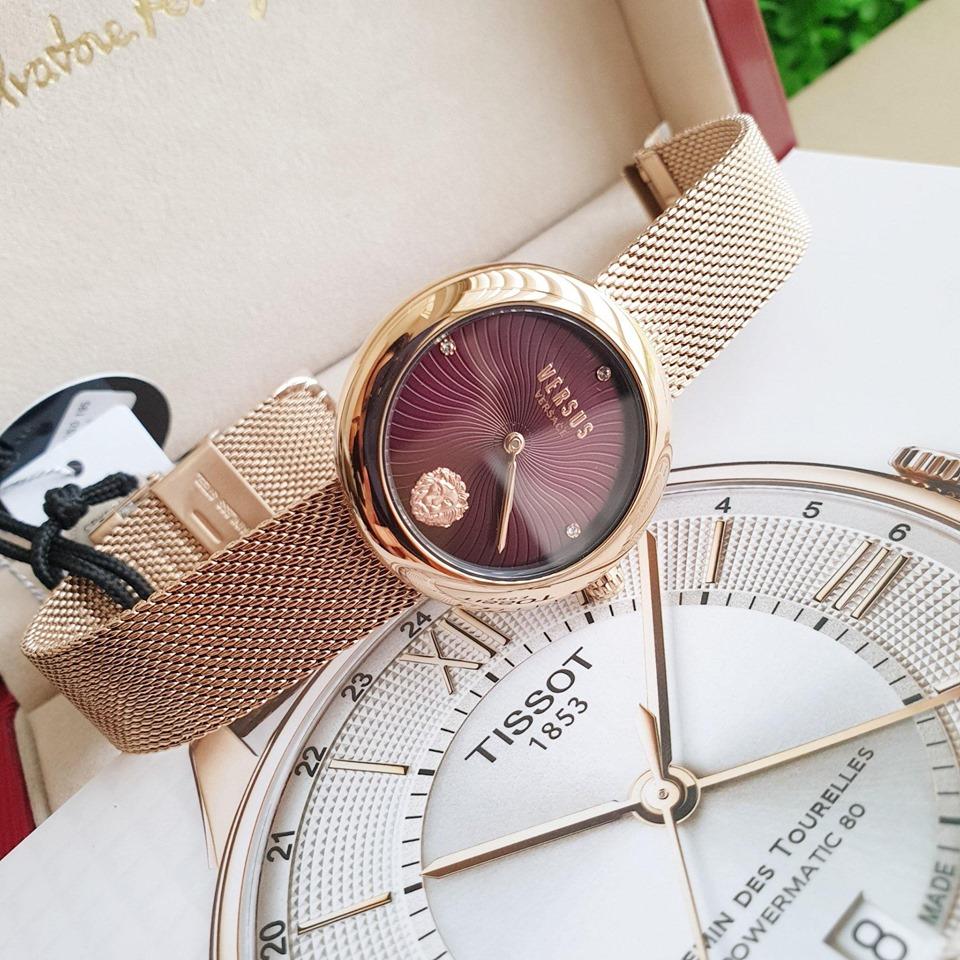 Đồng hồ Versace có tốt không?